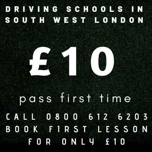 No.1 Driving School in South West London
